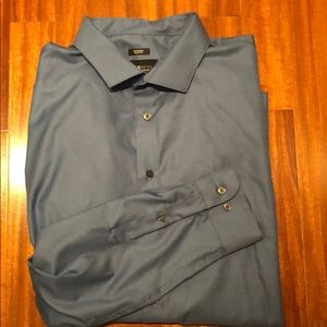 Kenneth Cole Awearness dress shirt, 19 38/39 Tall